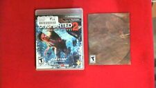 PLAYSTATION 3 (PS3) COMPLETE UNCHARTED 2 AMONG THIEVES