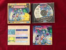 Dragon's lair sega mega CD japan complet