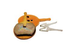 Avid Sram BB5 Disc Brake Pads Sintered Metal Compound by Equilibrium