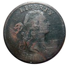 Large cent/penny 1797 rare terminal die state