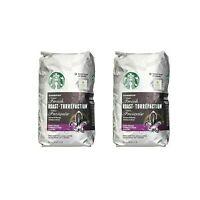 Starbucks French Roast Torrefaction DARK Whole Bean, 40 oz BB 04/2020 (2 BAGS)