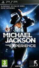 ELDORADODUJEU >>> MICHAEL JACKSON THE EXPERIENCE Pour PSP NEUF VF