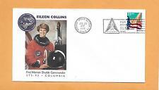 ASTRONAUT EILEEN COLLINS SHUTTLE COLUMBIA STS-93 JUL 23,1999 KSC ***