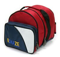 KAZE SPORTS 1 Ball Bowling Bag Add On Tote Spare Kit Single Bag Joey One