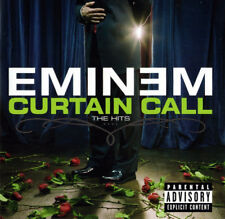 EMINEM - CURTAIN CALL : THE HITS - CD SIGILLATO