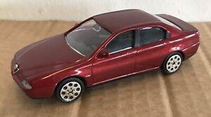 Alfa Romeo Majorette 166 Car Model, 5915710