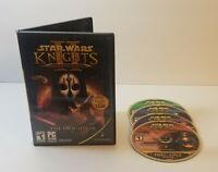 Star Wars: Knights of the Old Republic II The Sith Lords PC CD-Rom 2005 windows