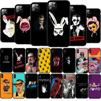 Bad Bunny Rapper Soft Case for iPhone Xs 11 Pro Max 6 6s 7 8 Plus X XR SE Cover