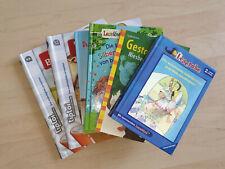 Bücherset Erstleser Leserabe Leselöwe und TipToi Ravensburger 6-teilig
