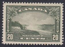 CANADA : 1935 20c olive-green  SG349 mint