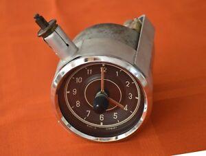 Genuine Mercedes Benz 300SL Clock VDO Kienzle Gullwing Roadster 1985420111 Rare