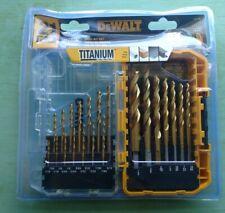 DEWALT (DW1361) 21 Piece Pilot Point Titanium Bit Set