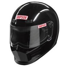 Simpson Street Bandit Helmet - Gloss Black M - FREE SHIPPING (USA)!