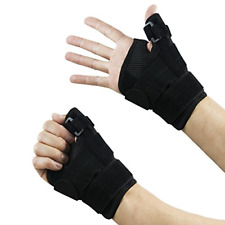 Thumbs Brace Wrist Guard Straps Injury Support Pain Joint Stabilize Mueller New