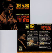 CHET BAKER ensemble & sextet (fresh sound)
