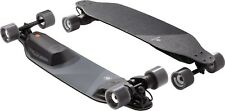 Boosted Stealth Battery Powered Electric Longboard Skateboard Black Brand New