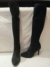 Over Knee Boots Synthetic Upper Shoes for Women NEXT