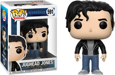 Riverdale-Jughead Jones en serpientes Chaqueta figura de vinilo Pop! dañada caja externa