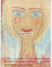 1959 CHARLES OF THE RITZ Face Powder art VTG PRINT AD