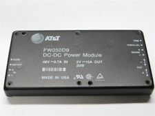 At&T Fw050D9 36-72Vdc .7A In, 2Vdc 10A 20W Out, Isolated Dc/Dc Converter