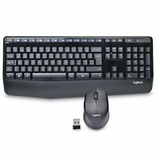 Logitech Wireless Combo MK345 Keyboard and Optical Mouse (FRENCH CDN LAYOUT)