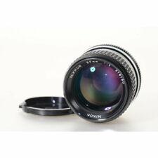 Nikon Ai Nikkor 85mm F/2 - AI 2,0/85 Teleobjektiv - MF Lens - Portrait Lens
