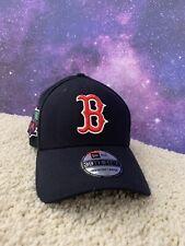 BOSTON RED SOX New Era M/L 3930 Hat David Ortiz Patch Patriots Celtics Bruins