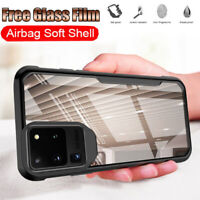 For Samsung Galaxy A51 A71 A41 A10S A20S Shockproof Armor Case Hard Back Cover