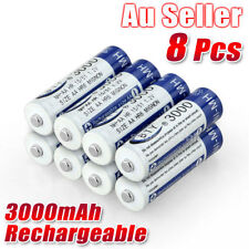 Rechargeable Batteries 3Ah Amp Hours