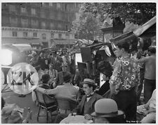 MOULIN ROUGE Paris John HUSTON DEUX MAGOTS Café LAUTREC Caméra Tournage Photo 52