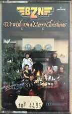 BZN - WE WISH YOU A MERRY CHRISTMAS - CASSETTE