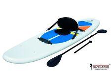 Sup e kayak gonfiabile White Cap HydroForce tavola salvaspazio seduti o in piedi