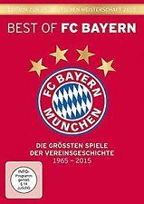 Best of FC Bayern München - Die größten Spiele der V... | DVD | Zustand sehr gut