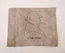 Winston Churchill - V For Victory - WW2  Soldiers Backpack Flag - World War Two