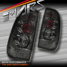 Smoked Altezza Tail Lights Ford Falcon FPV BA BF UTE XR8 XR6 Turbo RTV XL XLS