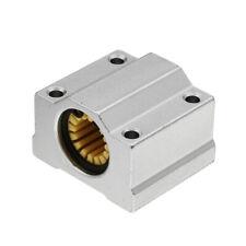 1//2//4 un SC12UU SCS12UU 12 mm Lineal Rodamiento Cojinete CNC Almohada de unidad de diapositiva