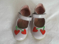 AGATHA RUIZ DE LA PRADA PINK PATENT LEATHER SHOES SIZE 24