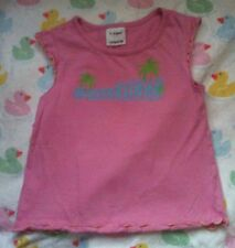 Ladybird Girl's Pink T-shirt Age 4-5 Years 4-5 Ans
