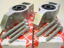 2x OEM Quality Wishbone Consoles Bushes Bolts VW Passat Sharan Tiguan 3C0199231E