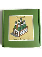 Six Pack of Beer Soap, Soap Gift Set, Honey Ale Beer Soap