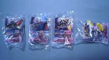 Long John Silvers 1996 - Princess Gwenevere & the Jewel Riders - Set of 4 MIP