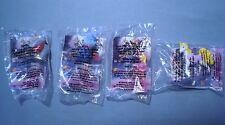 Long John Silvers 1996 Princess Gwenevere & the Jewel Riders - Set of 4 MIP