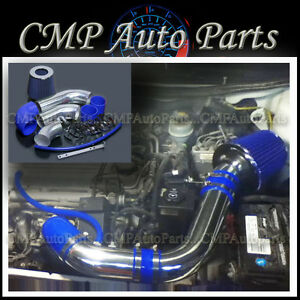 BLUE 2002-2005 CHEVROLET CAVALIER 2.2 2.2L LS AIR INTAKE KIT INDUCTION SYSTEMS