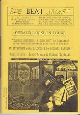 BLUE BEAT JACKET #12 1997 GERALD LOCKLIN CHARLES BUKOWSKI SURE BET SPECIAL ISSUE