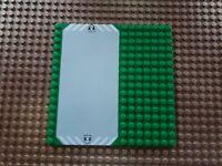 Lego Grundplatte 30225pb01 16 x 16 Noppen Bauplatte City Baseplate Set 6332 6636
