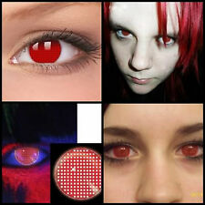 lentilles rouge screen red