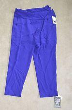 Missoni Deep Blue 100% Silk Trousers Womens Size 44 / UK 12 BNWT NEW