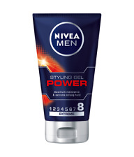 Nivea Styling Gel Strong Hold Maximum Resistance Healthy Hair Care 150 ml