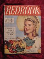 REDBOOK Magazine August 1943 Natalie Shipman W. Somerset Maugham Leonard L. Hess