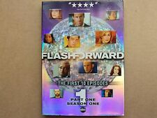 Flashforward  Part one Season one The first 10 episodes   New DVD sealed